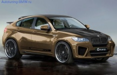 Обвес BMW X6M E71 Typhoon