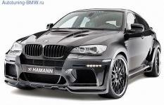 Обвес BMW X6M Hamann Tycoon M
