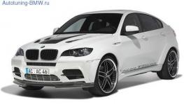Аэродинамический обвес AC Schnitzer Falcon для BMW X6M E71