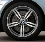 Оригинальный кованый диск BMW, стиль 167