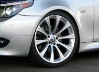 Оригинальный легкосплавный диск BMW стиль-166