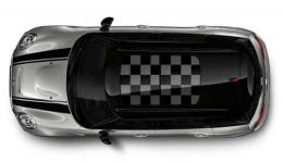 Отделка стеклянного люка Checkered Flag для MINI F55/F56/F60 Countryman