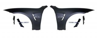 Передние крылья M4-стиль для BMW F32 4-серия