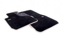 Велюровые коврики Modern Line для BMW F32 4-серия, передние