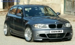 Передний бампер BMW E87 1-серия