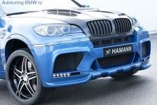 Передний бампер Hamann для BMW X5M E70
