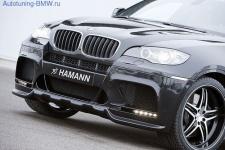 Передний бампер BMW X6M E71