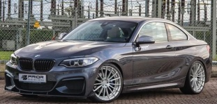 Передний бампер Prior Design для BMW F22 2-серия