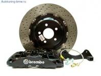 Передняя тормозная система Brembo GT для BMW E63 6-серия