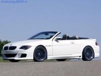 Пороги Lumma для BMW E63/E64 6-серия