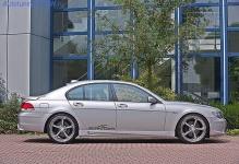Пороги BMW E65 7-серия