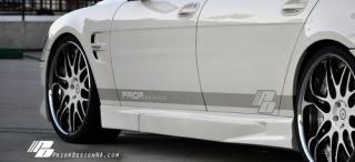 Prior Design боковые пороги - BMW E65 7-серия