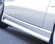 Пороги Hamann для BMW E90 3-серия