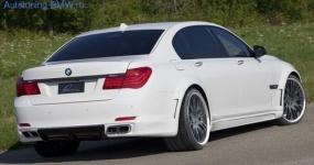 Пороги Lumma для BMW F02 7-серия
