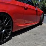 Пороги M-Technic для BMW E92 3-серия