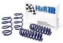 Пружины с занижением H&R для BMW F30 3-серия