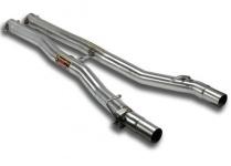 X-pipe выпускные трубы Supersprint для BMW F12/F13 6-серия
