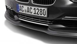 Решётка переднего бампера для BMW F30 3-серия