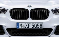 Решётка радиатора M Performance для BMW X1 F48