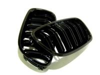 Решётки радиатора M5-стиль для BMW F10 5-серия (чёрные)