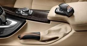 Рукоятка ручника BMW Luxury Line