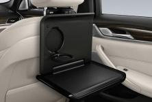 Складной столик на спинку сиденья BMW