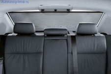 Солнцезащитная штора заднего стекла BMW E81/E87 1-серия