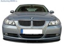 Сплиттер переднего бампера для BMW E90 3-серия