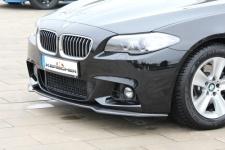 Сплиттер переднего бампера для BMW F10 5-серия