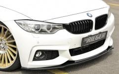 Сплиттер переднего бампера для BMW F32 4-серия