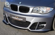 Сплиттер Kerscher для BMW E82/E88 1-серия