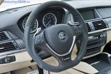 Спортивный руль Hamann для BMW X5 E70