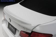 Спойлер багажника WALD для BMW F10 5-серия
