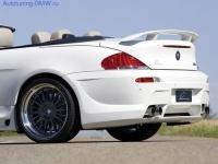 Спойлер Lumma для BMW E64 6-серия