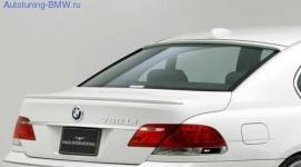 Спойлер BMW E65 7-серия