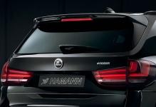 Спойлер Hamann для BMW X5 F15