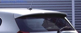 Спойлер крышки багажника BMW E81/E87 1-серия