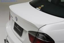 Спойлер WALD для BMW E90 3-серия