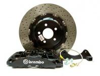 Передняя тормозная система Brembo GT для BMW E65/E66 7-серия