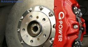 Тормозная система G-POWER для BMW X5 E70/X6 E71