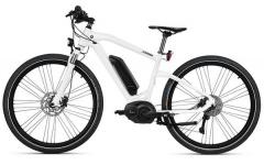 Велосипед с электроприводом BMW Cruise e-Bike