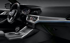 Внутренняя отделка салона M Performance для BMW G22 4-серия