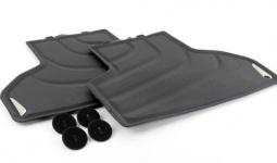 Всепогодные ножные коврики для BMW X6 F16 (задние)