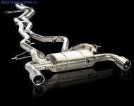 Выхлопная система Akrapovic Evolution для BMW E92 3-серия