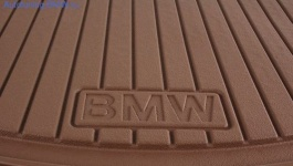 Ножные коврики для BMW E81/E82/E87/E88 1-серия, задние