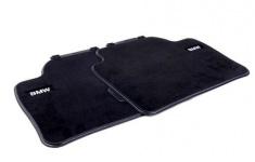 Велюровые коврики для BMW F30 3-серия, задние