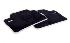 Велюровые коврики Modern Line для BMW F30 3-серия, задние