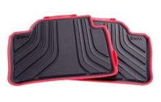 Резиновые коврики Sport Line для BMW F32 4-серия, задние