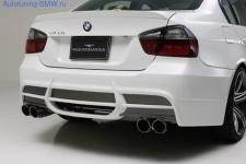 Задний бампер WALD для BMW E903-серия