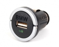 Зарядное устройство BMW с разьемом USB